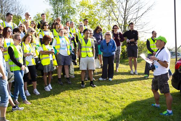 Milton Keynes Marathon Event Crew Briefing