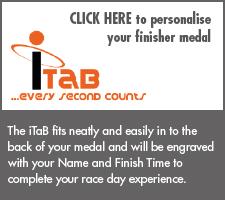 Customise your MK Marathon Medal