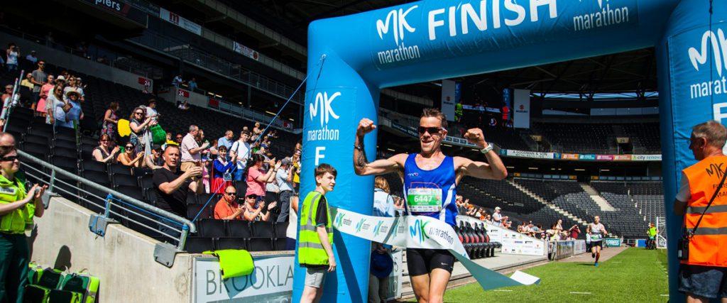 Mk Marathon elite entry places