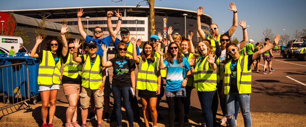 MK Marathon Event Crew Needed