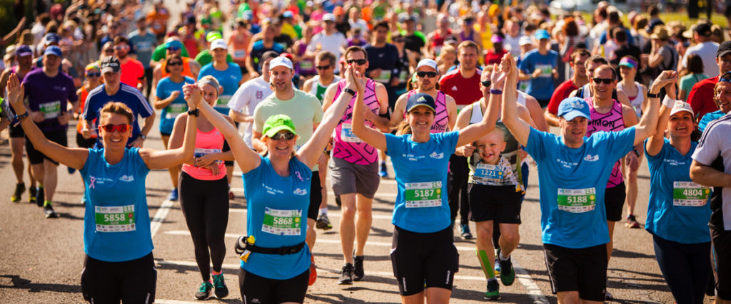 MK Marathon Training and Advice