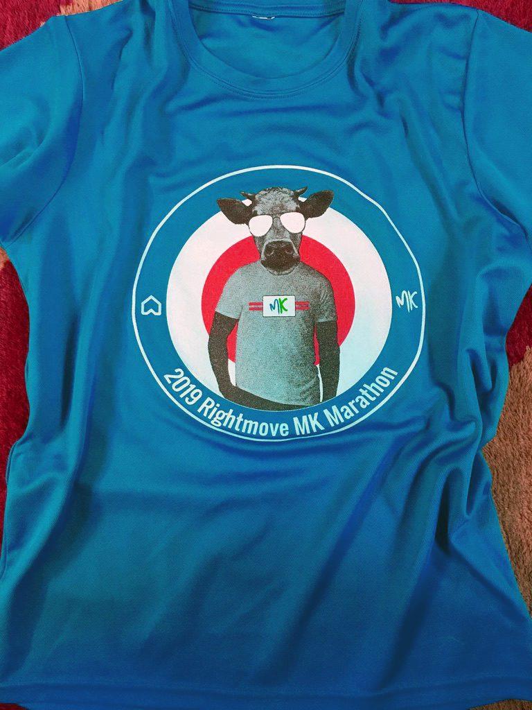 MK Marathon Technical Finishers T-shirt