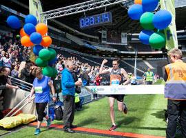 MK Marathon Results