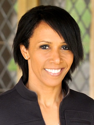 Olympic champion Dame Kelly Holmes
