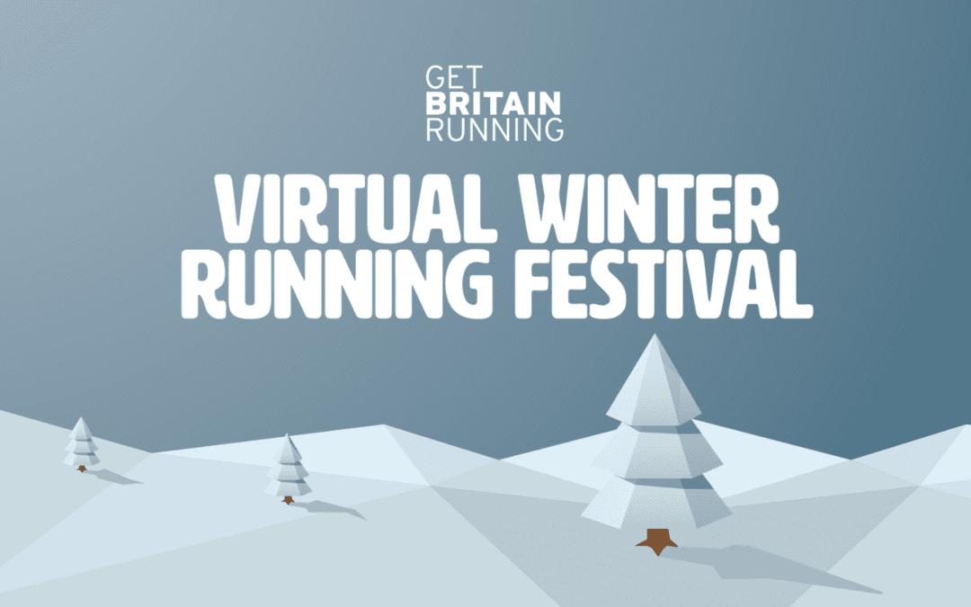 Get Britain Running partnership launches Virtual Winter Running Festival
