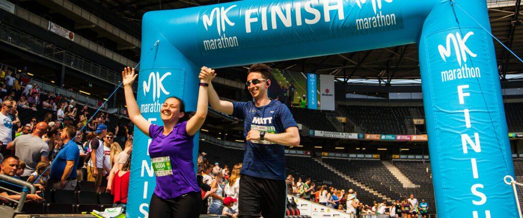 MK Marathon Weekend Event Schedule